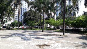 Praças da Berrini