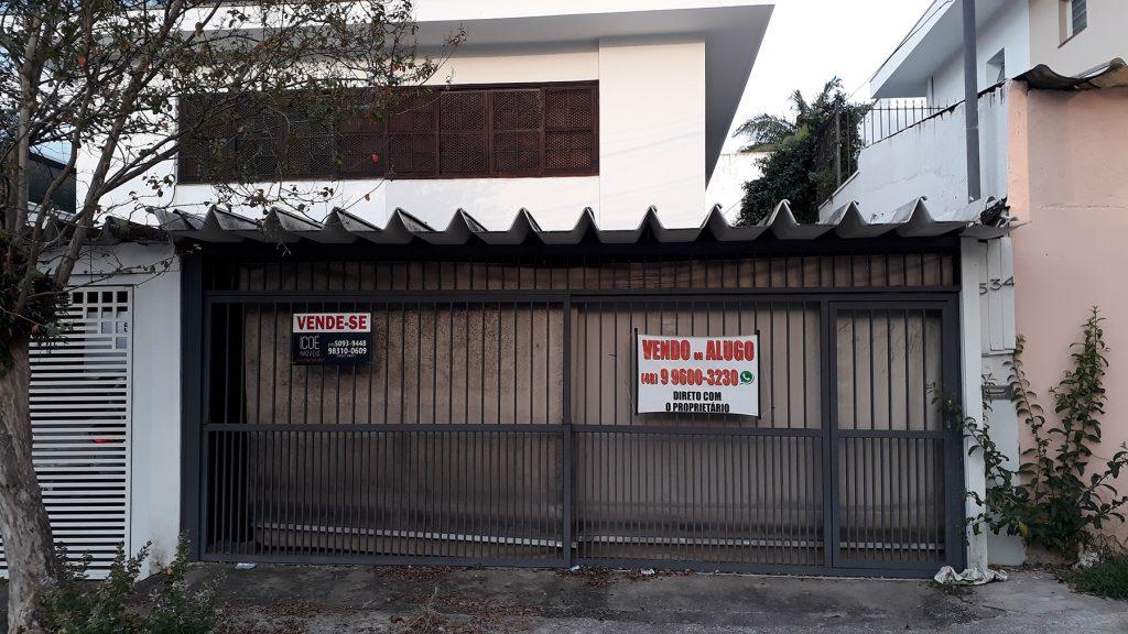 Casa para alugar 3 dorm Vila Cordeiro
